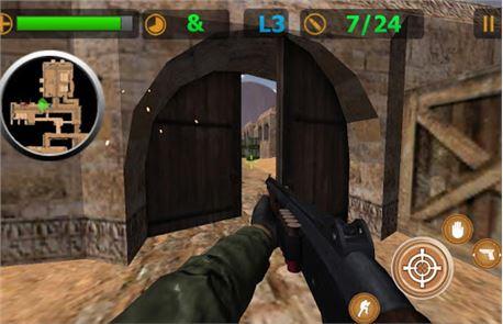 Counter Sniper-Critical Strike 5