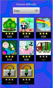 Kids Slide Puzzle 3