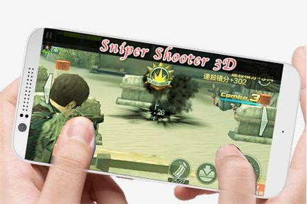 Contract Sniper 3D Killer CF 2