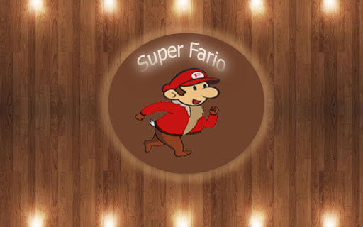 Super Fario′s Adventure World 4