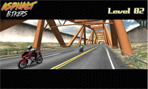 Asphalt Bikers FREE 6