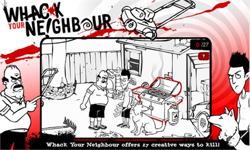 Whack Your Neighbour 1