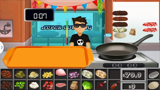 Super Cooking 1