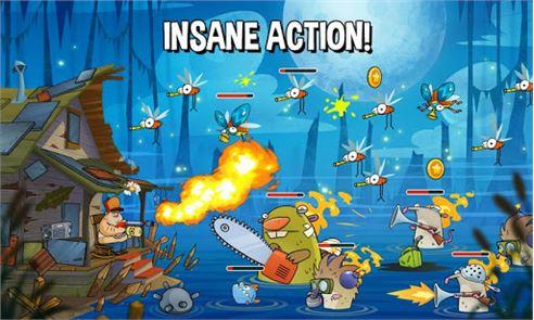 Swamp Attack 5