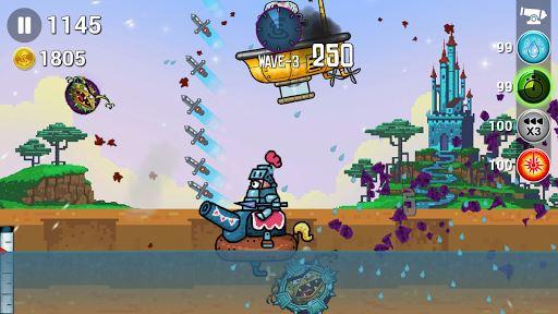 Spunge Invaders 3