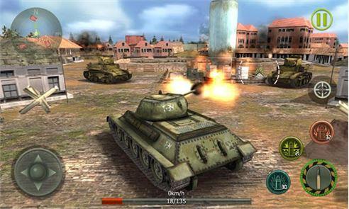 Tank Strike 3D 6