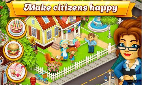 Megapolis City:Village to Town 3