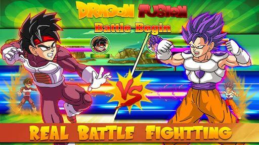 Super Saiyan Dragon Z Warriors 1