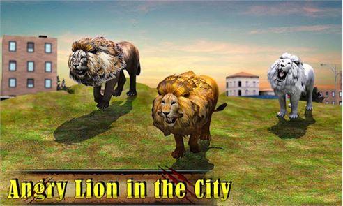 Rage Of Lion 2