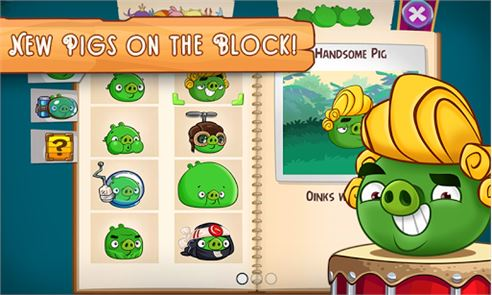 Angry Birds Slingshot Stella 2