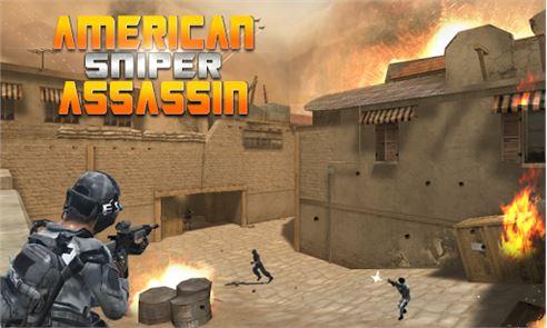 American Sniper Assassin 2