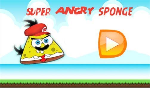 Super Angry Sponge 1