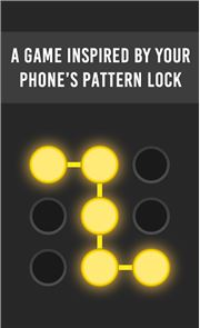 Neon Hack: Pattern Lock Game 2