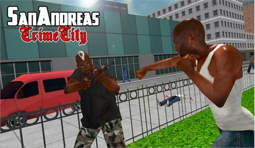 San Andreas Crime City 5