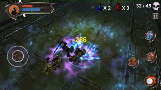 Sword Warrior Assassin Legend 4