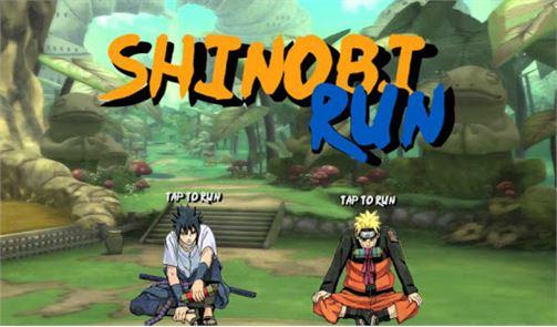 Shinobi Run 1