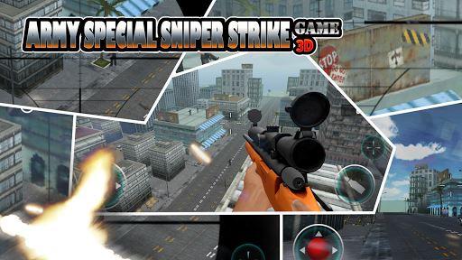Army Special Sniper Strike 1