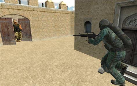 SWAT Sniper Team 2