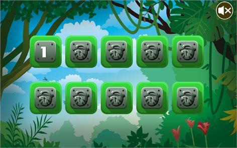 Jungle Panda Run 2