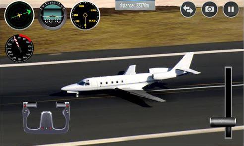 Plane Simulator 3D 4