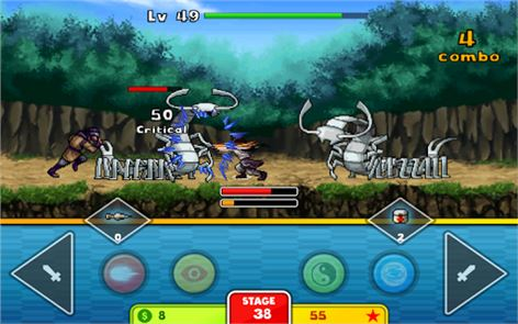 Neji Storm Ninja 2