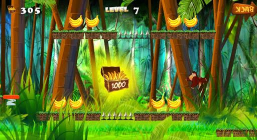 Jungle Monkey running 4