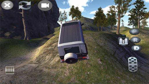 4×4 mountain offroad 3