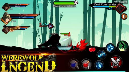 Werewolf Legend 3
