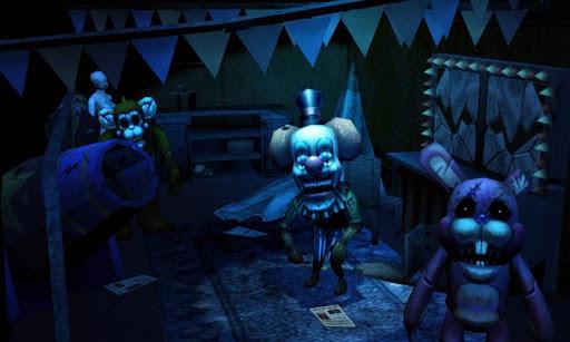 Haunted Circus 3D 6