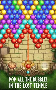 Bubble Shooter Lost Temple 4