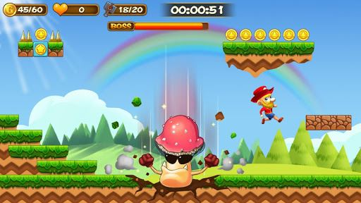 Super Adventure of Jabber 4