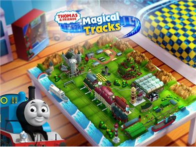 Thomas & Friends: Magic Tracks 1