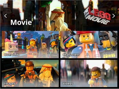 The LEGO® Movie Experience 5