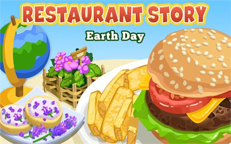 Restaurant Story: Earth Day 1