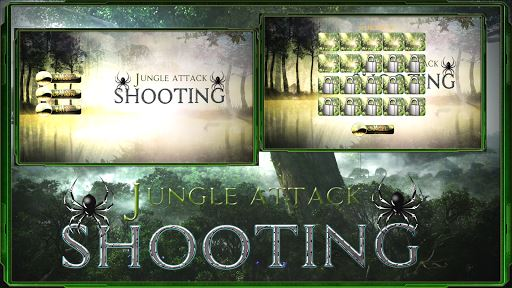 Jungle Attack Shooting 3