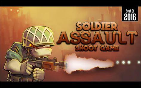 Soldier Assault Shoot Game 1