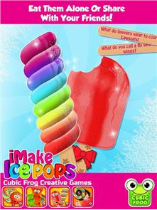 iMake Ice Pops-Ice Pop Maker 5