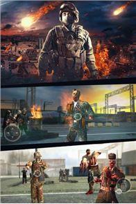 Zombie Combat: Trigger Call 3D 1