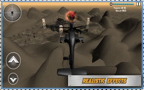 Gunship Adventure :Heli Attack 6