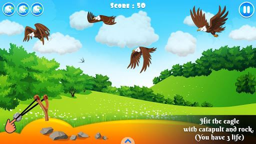 Eagle Hunting 1