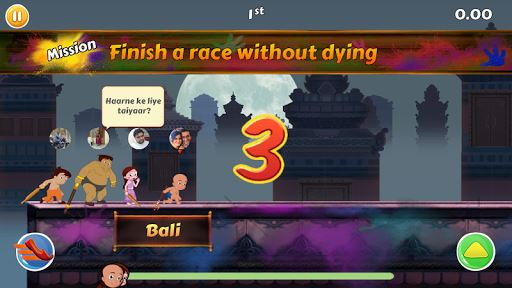 Chhota Bheem Race Game 2