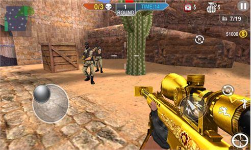 Gun Strike Terrorist Fire 3