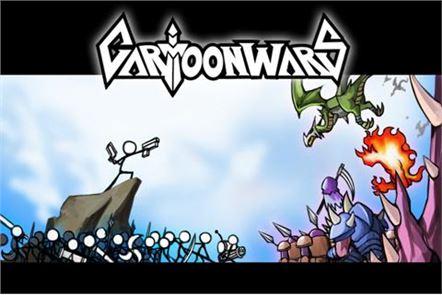 Cartoon Wars 1