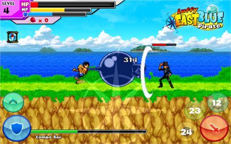 Luffy Eastblue Pirate 5