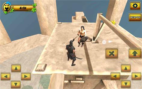 Ninja Samurai Assasin Hero 6