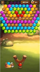 Forest Bubble Shooter Rescue 5