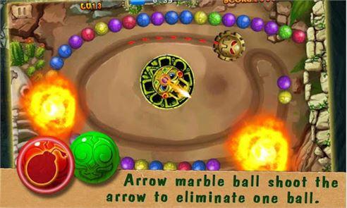 Crazy Marble Blast 4