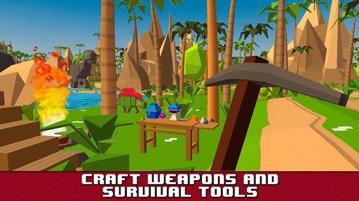 Jurassic Island Survival Sim 3
