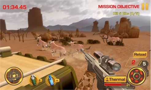 Wild Hunter 3D 1