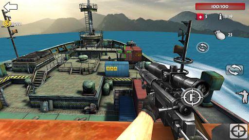 Sniper Killer Shooter 2